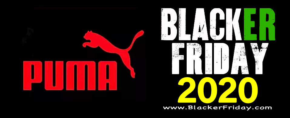 Puma Black Friday 2020 Sale - What to