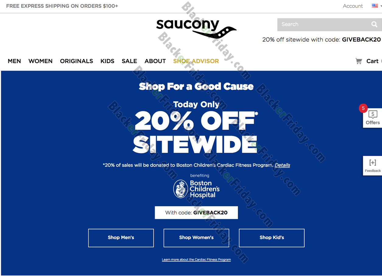 Saucony Cyber Monday Sale 2020 - What