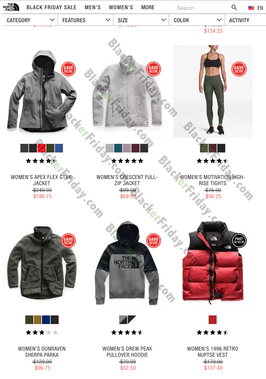 The North Face Black Friday 2020 Sale What To Expect Blacker Friday