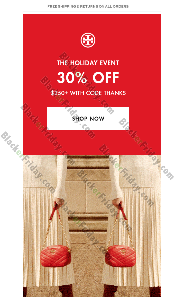 Tory Burch Cyber Monday 2020 Sale What To Expect Blacker Friday