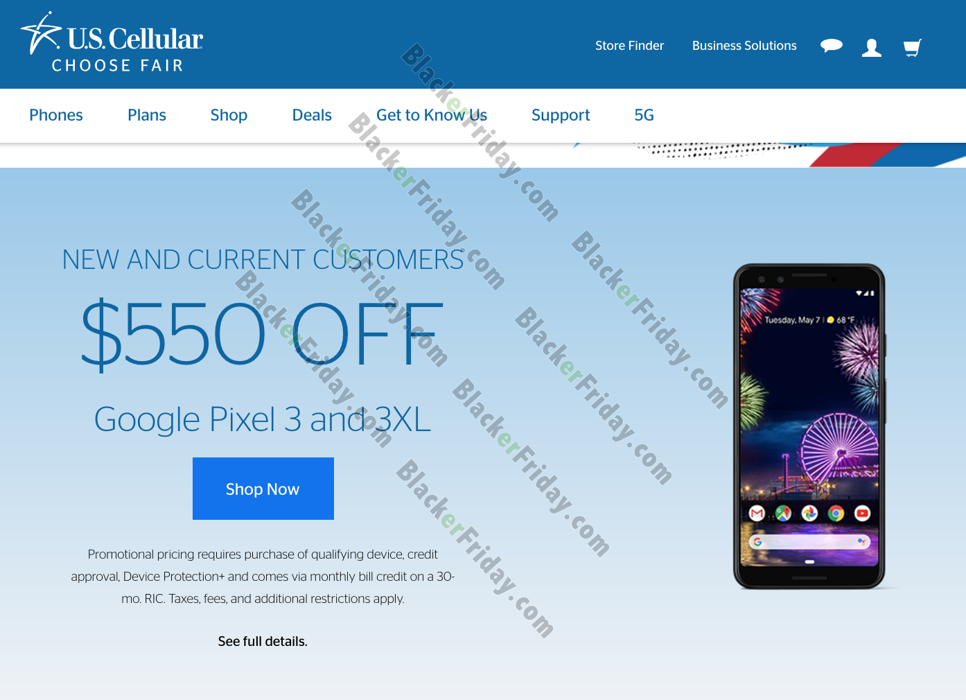 Us Cellular Black Friday 2020 Sale What To Expect Blacker Friday