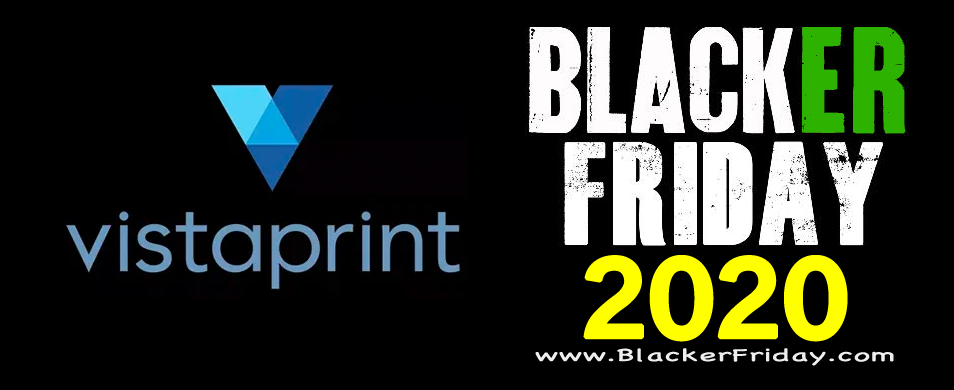 Vistaprint Black Friday 2020 Sale What To Expect Blacker Friday