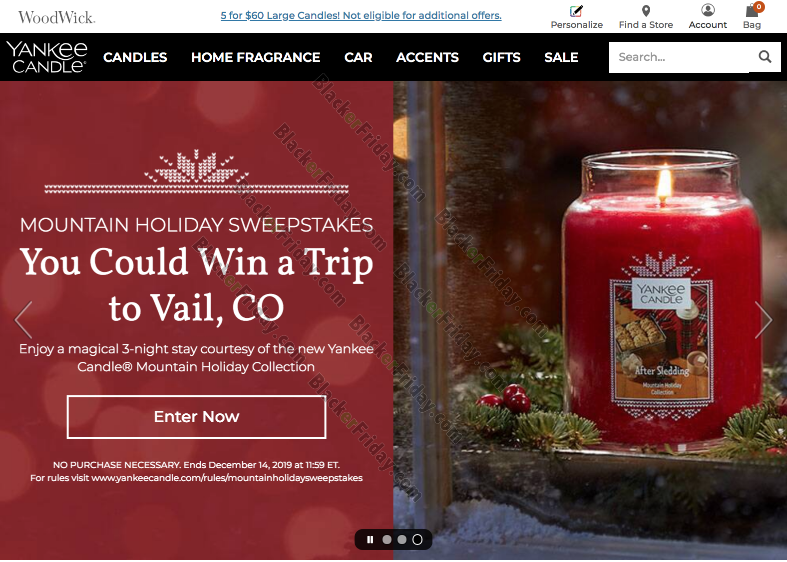 Yankee Candle Cyber Monday 2020 Sale - What to Expect ...