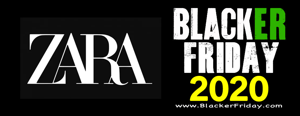 Zara Black Friday 2020 Sale What To Expect Blacker Friday