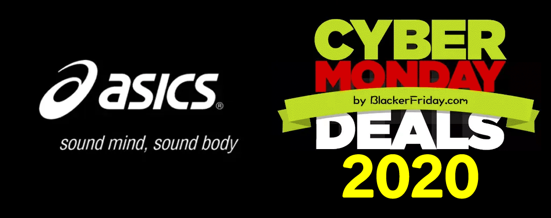 ASICS Cyber Monday Sale 2020 - What to