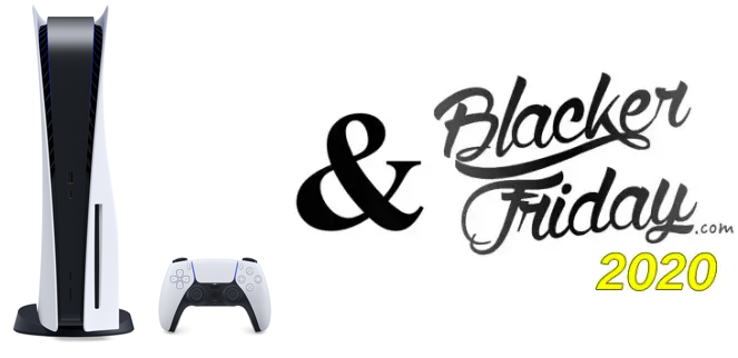 Playstation Ps5 Black Friday 2020 Sale What To Expect Blacker Friday