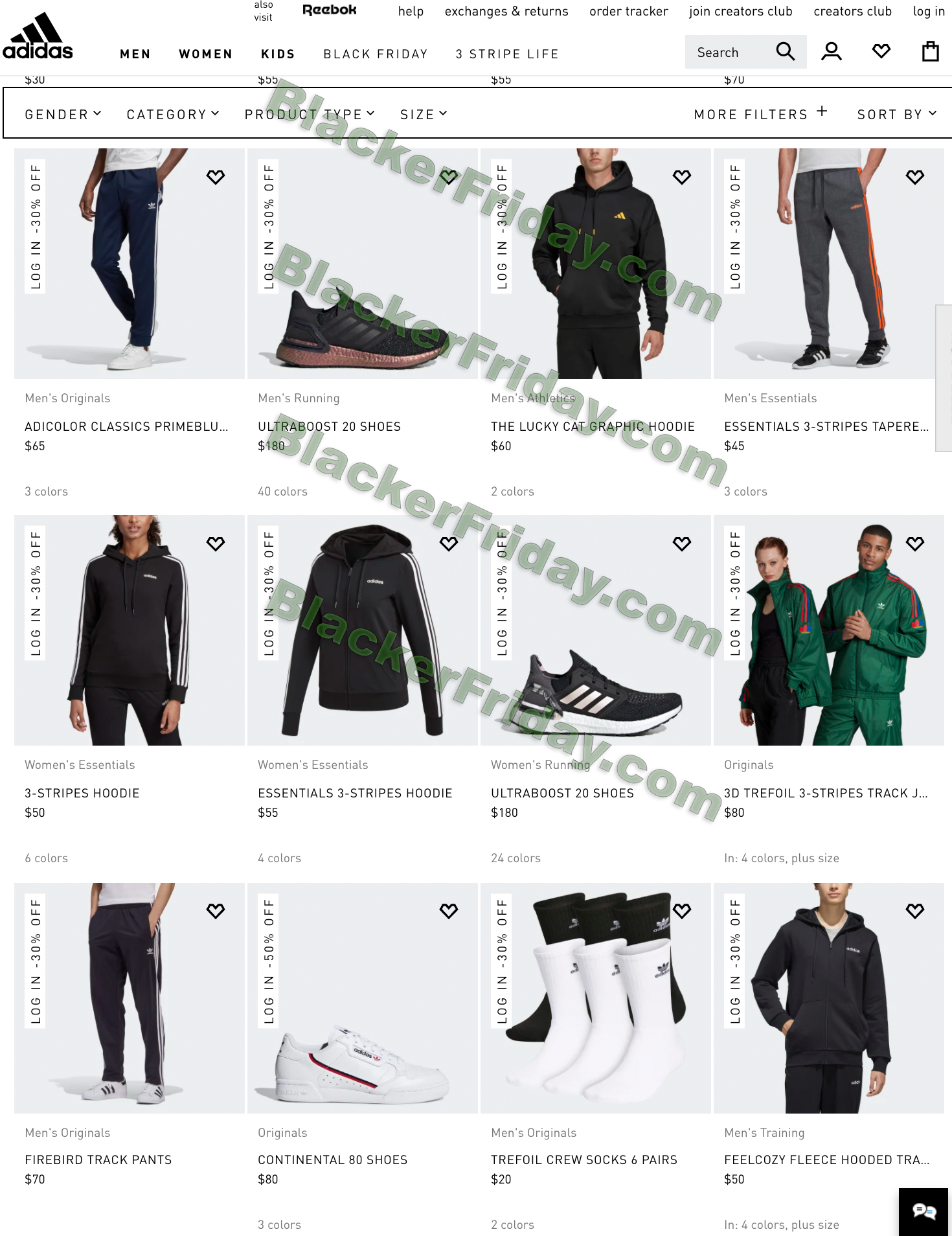 Ahorro Prestigioso Leche  Adidas Black Friday 2021 Sale - What to Expect - Blacker Friday