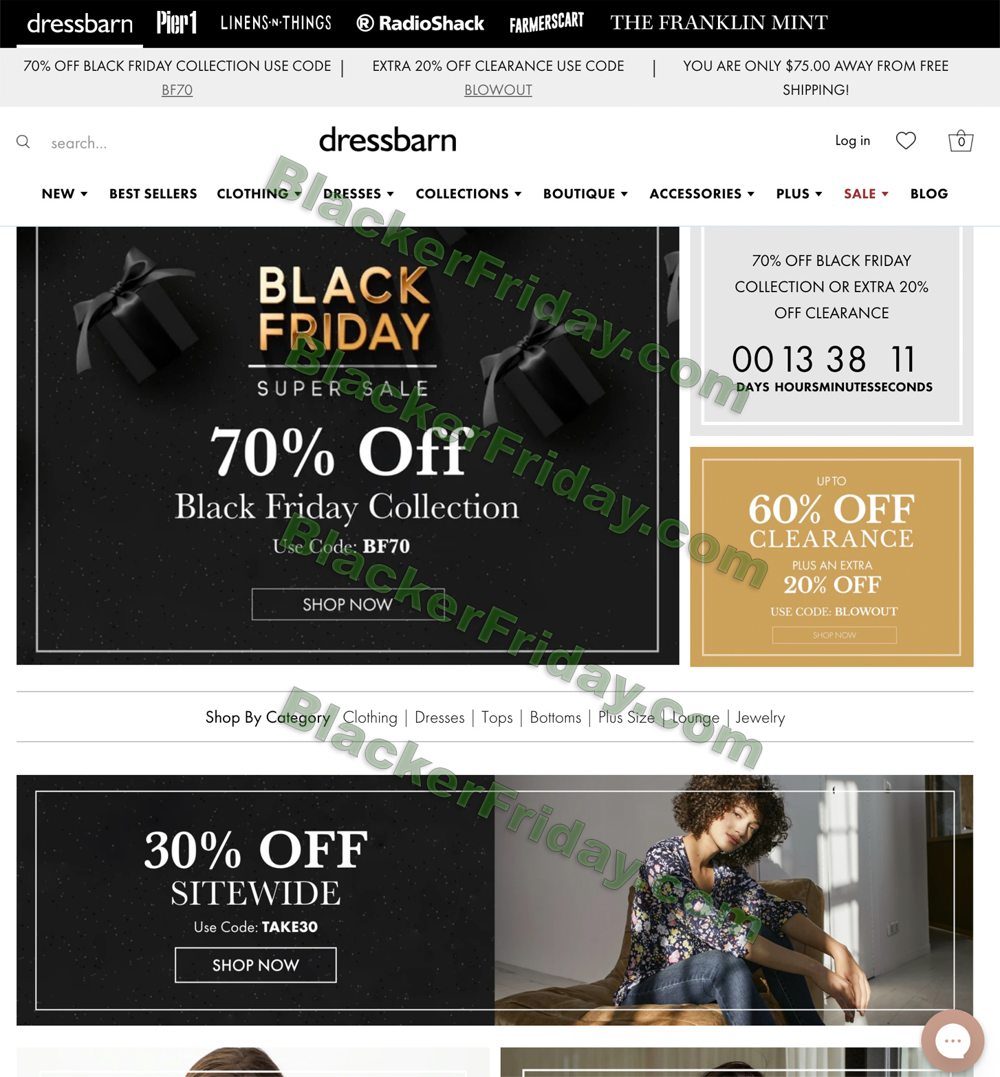 Dressbarn Black Friday 2021 Sale What To Expect Blacker Friday